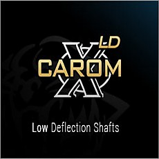 Carom-X LD Low Deflection Shafts
