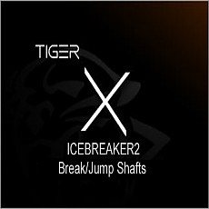 Icebreaker® Break/Jump Shafts-for Icebreaker2 Cue