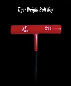 Weight Bolt Key