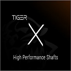 TIGER X® High Performance Shafts