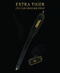 Extra Tiger Cue Case Shoulder Strap
